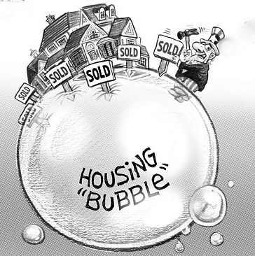 An Indicator of Bubbles in the Housing Market